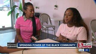 Spending power of the Black community
