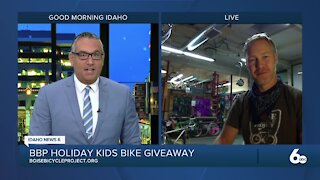 BBP Gearing Up for Bike Giveaway