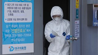 South Korea Reports 376 New Cases Of People Infected With The Coronavirus