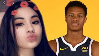 PJ Dozier Exposes IG Model For Lying About Him Sending Her Thirsty DM's From Bubble