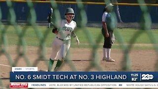 23ABC Sports: softball and baseball SoCal Regional Final; Suns keep rising; Nassib makes impact