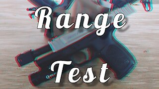 Sunday Gunday - SD9VE & Taurus G2 Range Test