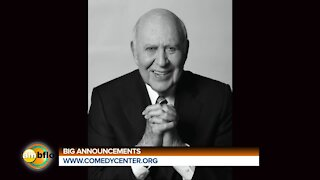 National Comedy Center makes announcement