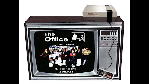 YTMND: The NES Office