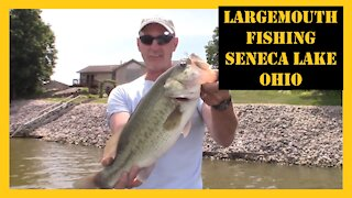 Seneca Lake Ohio Bass Fishing