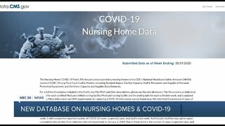 Nursing homes and COVID-19: Database now online