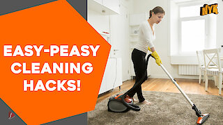 Top 5 Easy Cleaning Hacks For Home