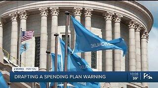 Gov. Stitt Urges Caution While Drafting State Spending Plan