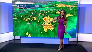 Severe Storms Sunday PM Lead to a Windy Monday