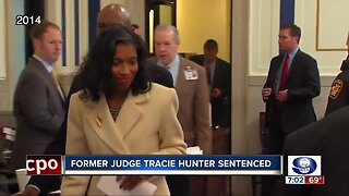 Chaotic courtroom follows Tracie Hunter sentencing