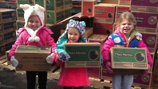 Girl Scouts to sell cookies on Grubhub