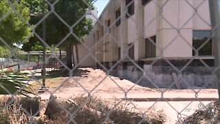 Mold, asbestos a concern at Palm Beach County Sheriff's Office