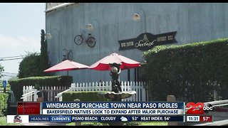 Bakersfield native purchases town on the Central Coast