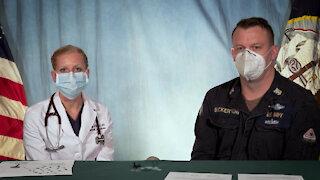 Kearsarge's Medical Team Explains COVID Vaccine
