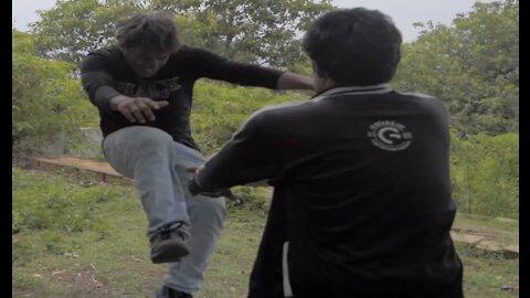 """""""Fight: A Speechless Revenge"""""""