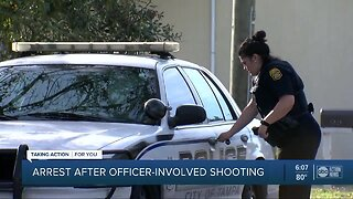 Tampa officers shoot man who threatened them with gun, police say