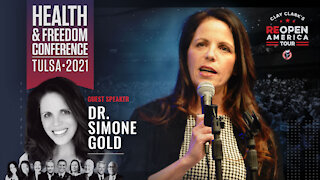 Dr. Simone Gold | The Fight Against Medical Corruption
