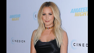 Ashley Tisdale admits being pregnant has been an 'out-of-body experience'