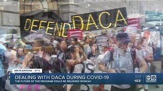 Dealing with DACA during coronavirus