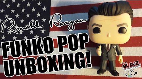 Ronald Reagan Funko Pop Unboxing