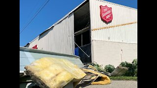 EF-1 tornado confirmed in White Lake; 1 person injured