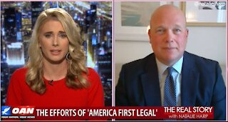 The Real Story - OANN Banning Bans with Matthew Whitaker