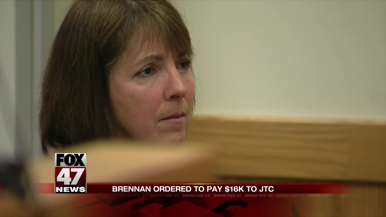 Former judge will pay $16k to JTC