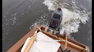 Sailing Grace: Add an Outboard Motor