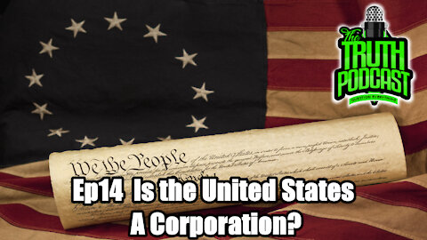 Is the United States A Corporation?