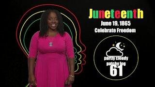 7 First Alert Forecast 11 p.m. Update, Saturday, June 19