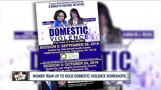 Local Cleveland group helping community cope with domestic violence