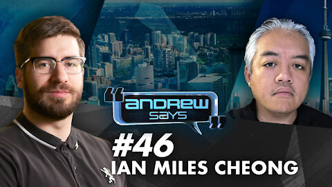 'Learn from your enemies': Ian Miles Cheong | Andrew Says 46