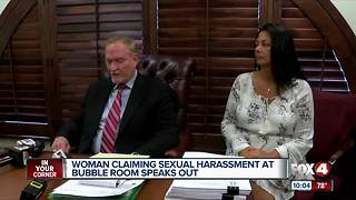 Former Bubble Room employee speaks out about harrassment