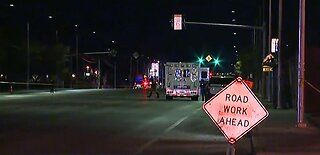 Vegas police investigate deadly hit-and-run