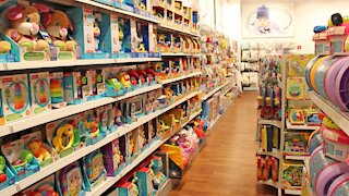 Thousands Of Children's Products Sold In Canada Have Been Recalled Due To Safety Hazards