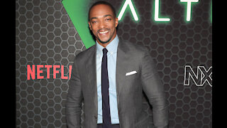 Anthony Mackie reminisces about his first time meeting Chadwick Boseman