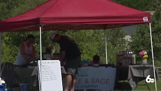Local musicians make a splash at Music on the Water