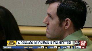 Closing arguments in John Jonchuck murder trial to begin Monday
