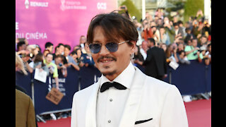 Johnny Depp takes legal action against American Civil Liberties Union
