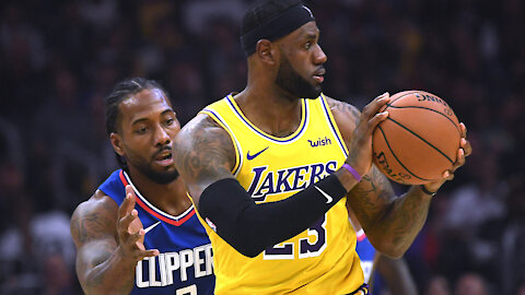 Clippers BLASTED For Being SCARED Of LeBron, Losing On Purpose To Avoid Playing Lakers In Round 1