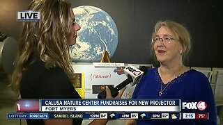 Calusa Nature Center and Planetarium fundraises for new projector