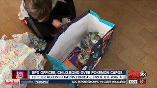 Bakersfield police officer, buy bond over Pokémon cards