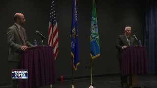 Green Bay mayor canidates await Election Night results
