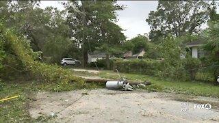 Gov. Desantis update of Hurricane Sally