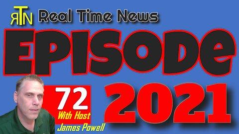 Episode 72 2020 BREAKING President Trump Releases Statement