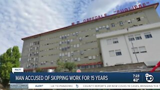 Fact or Fiction: Employee skipping work for 15 years