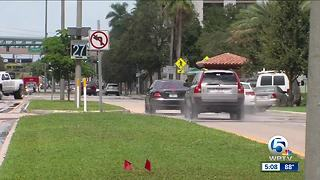 Cracking down on speeders in Downtown West Palm Beach