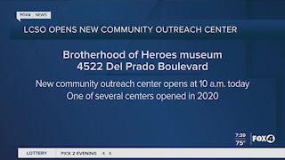 New community outreach center opens in Cape Coral
