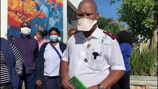 WATCH: Striking nurses say District Six hospital flouts Covid-19 health protocols (SaA)