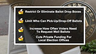 Key vote on Florida election reform bill to be postponed